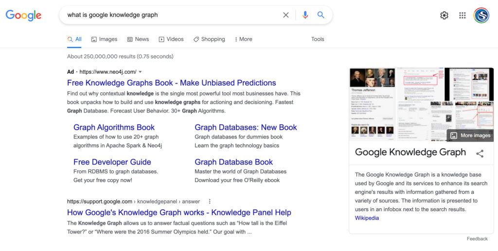 what is the knowledge graph